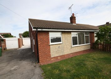 Thumbnail 2 bed semi-detached bungalow for sale in Linden Avenue, Tuxford, Newark