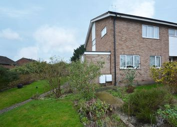 Thumbnail 3 bed semi-detached house for sale in Brampton Street, Ross-On-Wye