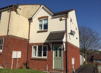 Thumbnail 2 bed end terrace house to rent in Cayman Close, Torquay