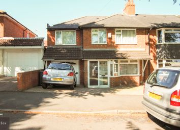 Thumbnail 4 bed semi-detached house for sale in Hollycroft Road, Handsworth, Birmingham
