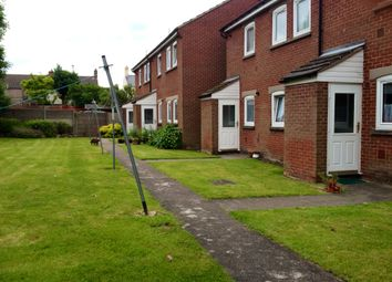 Thumbnail 1 bed flat to rent in Tower Close, Somercotes, Alfreton