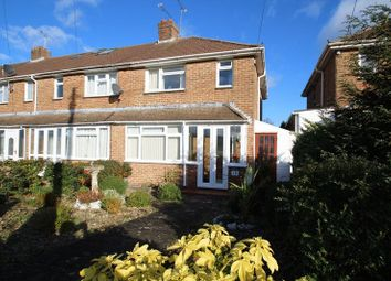 Thumbnail 2 bedroom end terrace house for sale in Fonthill Walk, Old Walcot, Swindon