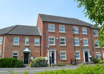 Thumbnail 3 bed town house for sale in Kinross Road, Greylees, Sleaford