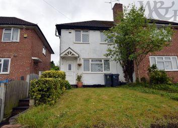 Thumbnail 3 bed semi-detached house for sale in Sheddington Road, Erdington, Birmingham