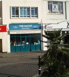 Thumbnail Commercial property for sale in The Galley, Back Quay, Truro, Cornwall