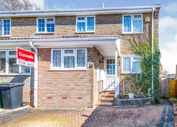 Thumbnail 3 bed end terrace house for sale in Olympic Way, Bishopstoke, Eastleigh