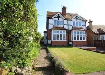 Thumbnail 3 bedroom semi-detached house for sale in Victoria Road, Wargrave