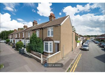 Thumbnail 2 bed end terrace house to rent in Lowfield Street, Dartford