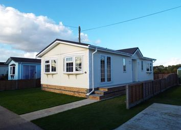 Thumbnail 2 bedroom mobile/park home for sale in Longstanton, Cambridge, Cambridgeshire
