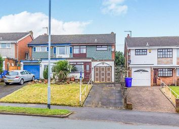 Thumbnail 3 bed semi-detached house for sale in Arbourfield Drive, Stoke-On-Trent