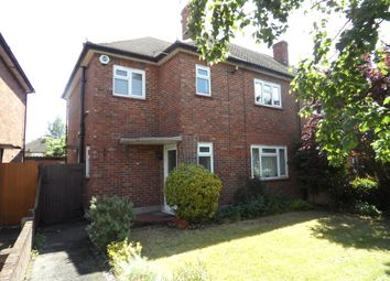 Thumbnail 3 bedroom semi-detached house to rent in The Greenway, Bromley