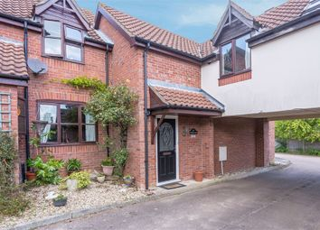Thumbnail 3 bed end terrace house for sale in Noyes Avenue, Laxfield, Woodbridge, Suffolk