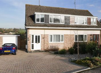 Thumbnail 3 bed semi-detached house for sale in Ryder Close, Norman Hill, Cam
