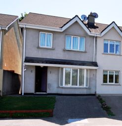 Thumbnail 3 bed semi-detached house for sale in 4 The Orchard, Hacketstown, Carlow