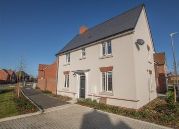 Thumbnail 3 bed detached house for sale in Marston Gate, Broughton, Aylesbury