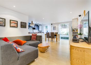 Thumbnail 3 bed flat for sale in Saltoun Road, London