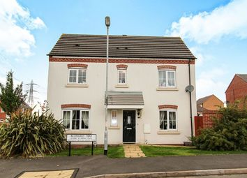Thumbnail 3 bed semi-detached house for sale in Rudyard Way, Bridgtown, Cannock