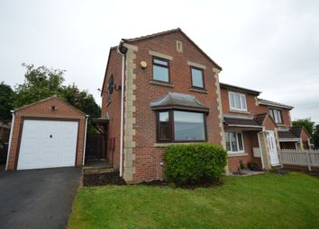 Thumbnail 3 bed town house for sale in Hollin Drive, Durkar, Wakefield