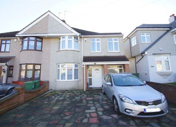 Thumbnail 5 bed semi-detached house for sale in Falconwood Avenue, Welling, Kent