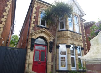Thumbnail 2 bed maisonette for sale in St. Catherines Road, Southampton
