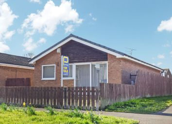 Thumbnail 3 bed bungalow for sale in Blagdon Court, Bedlington
