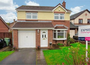Thumbnail 4 bed detached house for sale in Hilton Drive, Peterlee, Durham