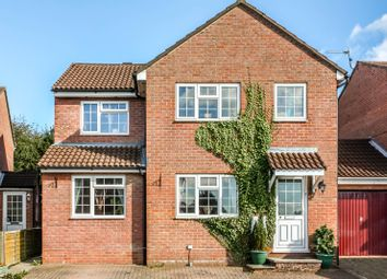 Thumbnail 4 bedroom detached house for sale in Ironstone Close, Bream, Lydney