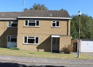 Thumbnail 3 bed terraced house to rent in Minorca Road, Deepcut, Camberley