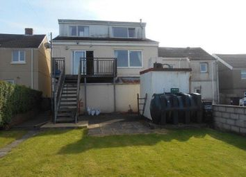 Thumbnail 4 bed semi-detached house for sale in Heol Eglwys, Coelbren, Neath