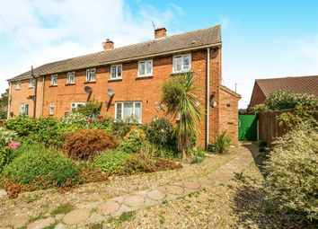 Thumbnail 3 bedroom semi-detached house for sale in Granville Close, Stalham, Norwich
