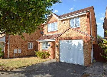 Thumbnail 3 bed detached house for sale in Clement Way, Cawston, Rugby