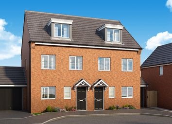"Thumbnail 3 bed semi-detached house for sale in ""The Sycamore"" at Manor Way, Peterlee"