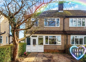Thumbnail 3 bed semi-detached house for sale in Redehall Road, Smallfield, Horley, Surrey