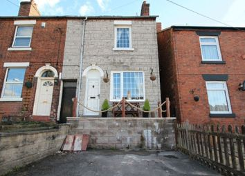 Thumbnail 2 bed cottage for sale in Bagnall Road, Milton, Stoke-On-Trent