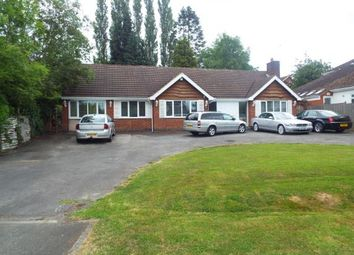 Thumbnail 3 bed bungalow for sale in Cromwell Lane, Westwood Heath, Coventry, West Midlands
