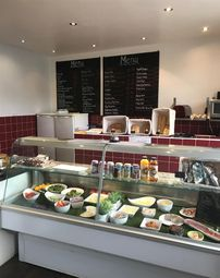 Thumbnail Restaurant/cafe for sale in Cafe & Sandwich Bars LS28, Calverley, West Yorkshire