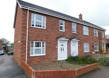Thumbnail 3 bedroom semi-detached house to rent in Cock Street, Wymondham, Norfolk
