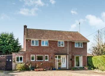 Thumbnail 4 bed detached house for sale in Stradishall, Newmarket, Suffolk