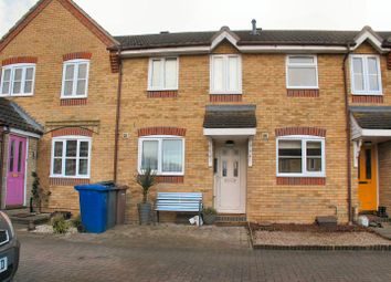 Thumbnail 2 bed terraced house to rent in Turner Close, Haverhill
