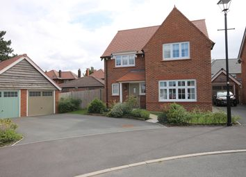 Thumbnail 4 bed detached house for sale in Marsh Brook Road, Widnes