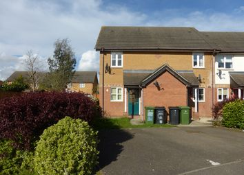 Thumbnail 2 bedroom end terrace house for sale in Brunswick Close, Toftwood, Dereham