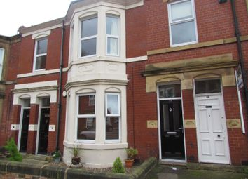 Thumbnail 4 bedroom flat to rent in Buston Terrace, Jesmond, Newcastle Upon Tyne