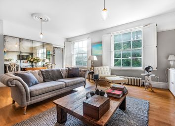 Thumbnail 2 bed flat for sale in Lee Park, London