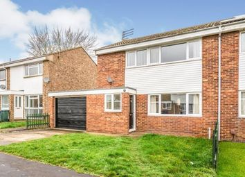 Thumbnail 4 bed semi-detached house for sale in Lancaster Close, Bicester, Oxfordshire