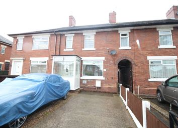 Thumbnail 2 bed terraced house for sale in Harrowby Road, Meir, Stoke-On-Trent