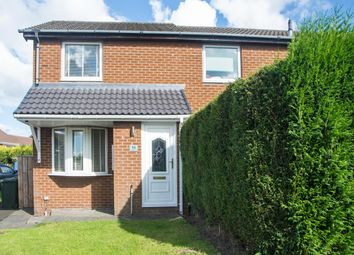 Thumbnail 1 bed semi-detached house for sale in Hensby Court, Newcastle Upon Tyne
