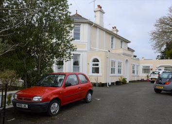 Thumbnail 1 bed flat to rent in Lincoln House, Palermo Road, Babbacombe, Torquay Devon
