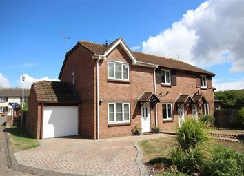 Thumbnail 3 bed end terrace house for sale in Danestone Close, Middleleaze, Swindon