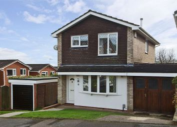 Thumbnail 4 bed detached house for sale in Waverley Gardens, Etching Hill, Rugeley