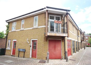Thumbnail 3 bed mews house for sale in Chandlers Mews, Greenhithe
